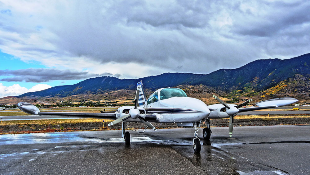 Affordable Multi-Engine Flight Training