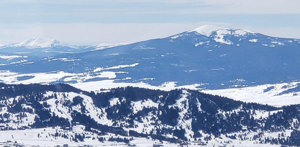 butte montana mountains