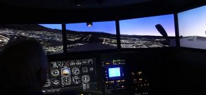 montana flight school flying simulator